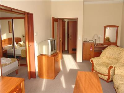 Spa superior apartszoba